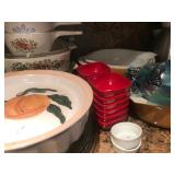 Corning Ware and Pyrex Bowls