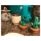 Castus Salt and Pepper Shakers