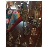 Metal Decorative Figurines