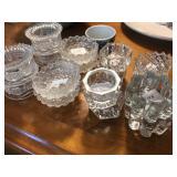 Crystal Antique Salt Collection