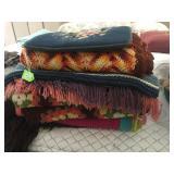 Vintage Crochet Blankets