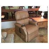 Power Lift & Recline Chair. Heat, Wave, & Pulse Settings. Newer, Purchase 1 year ago. Barely used. L