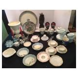 Limoge France China Dishes, Lenox, Collectible Dishes, Vases, & More.