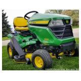 John Deere X310 Tractor
