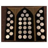 Rare Biblical Coin Set