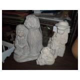 Austin Production Figurines