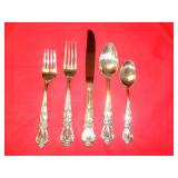 1847 Wm A Rogers silver plate flatware 88 pcs