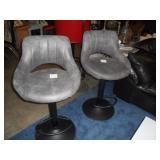 Matching bar stools
