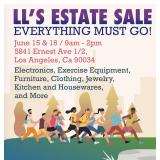 LL's LA-Culver City Estate Sale