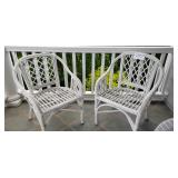 RATTAN CHAIRS $95 EACH