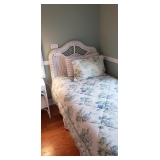 $95 each Wicker Headboards