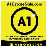 A1 Munster Estate Sale Furniture Home Decor Tools & More 2 Days Liquidation Sale