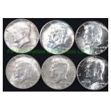 All Silver coin liquidation auction
