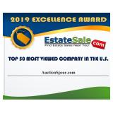 Congrats to AuctionSpear.com top 50 most viewed auction companies in the U.S.