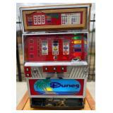 Casino event business liquidation auction