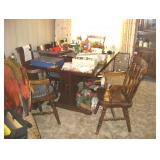 One of 6 Table & Chair Sets