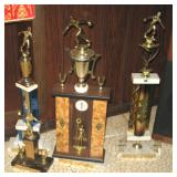 150+ Bowling Trophies