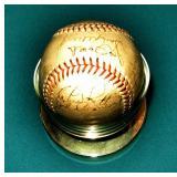 360 Various Panel Views of Same Baseball