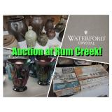 AUCTION AT RUM CREEK!