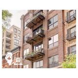 Online Only Auction at $2 Million Condo in Chicago