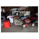 Craftsman Lawnmower & Garage Items