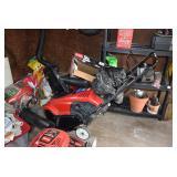 Craftsman Lawn & Snow Tools & Garage Items