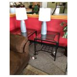 End Tables & Lamps