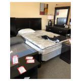 Bed, Mattress, & Dresser Set