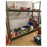 Kitchen, Garage, & Cleaning Items
