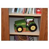 Ceramic John Deere Decor