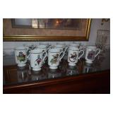 Norman Rockwell Collector Mugs
