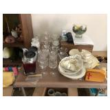 Stemware, Dishes, Home Decor