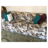 Sofa, Pillows