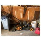 Lawn Mower, Garage Items
