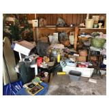 Garage and Household Items