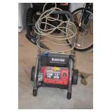 Electric Black Max Pressure Washer