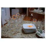 Stemware, Dishes, Glassware