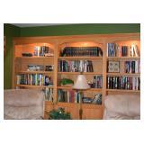 Books, Home Decor, Floor Lamp