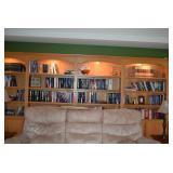 Books, Sofa, Home Decor