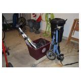Garage Items, Golf Carts