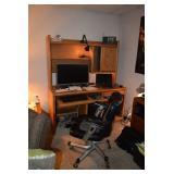 Desk Unit, Chair