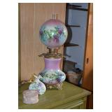 Vintage Lamp & Home Decor