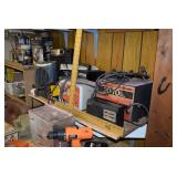 Power Tools, Battery Charger, & Accessories