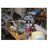 Table Saw & Tools
