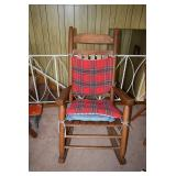 Rocking Chair & Pads