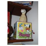 Snoopy Music in the Box