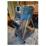 Tektronix Oscilloscope Cart Scope-Mobile