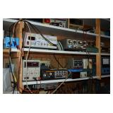 Power, Sound, Radio, and Misc. Equipment