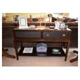 Sofa Table, Home Decor