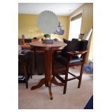 Pub Table & Chairs, Home Decor